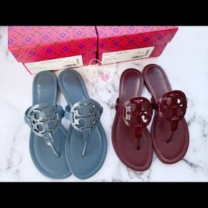 NEW IN BOX Tory Burch Miller Sandals